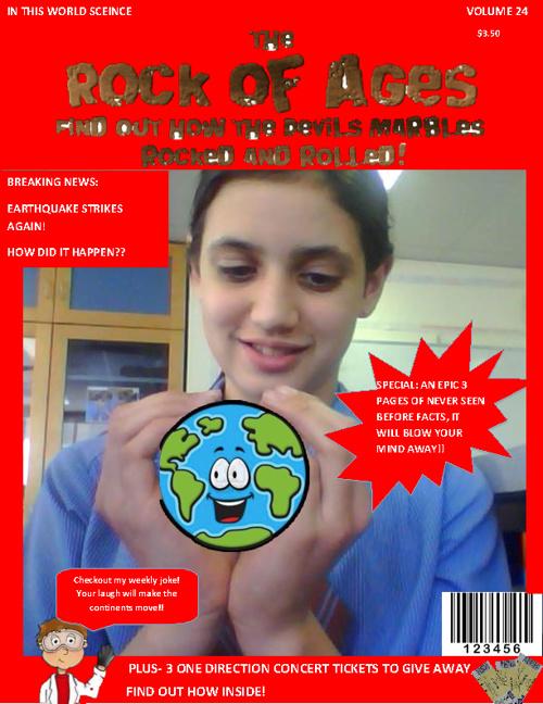 Neve's E-magazine
