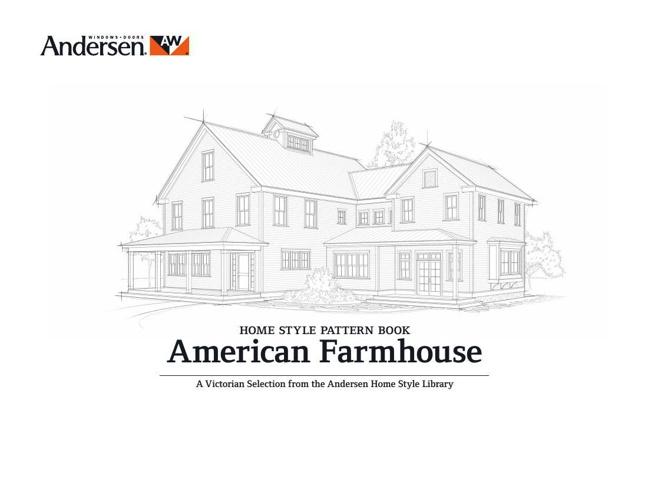 American Farmhouse Home Style