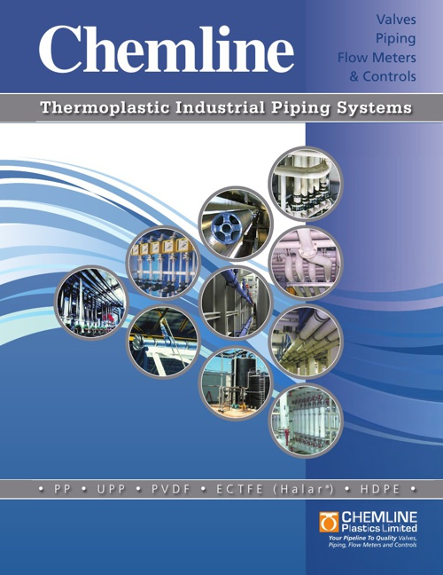Chemline - Thermoplastic Industrial Piping Systems