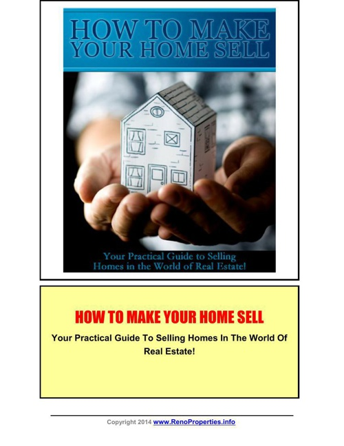 How to Make Your Home Sell