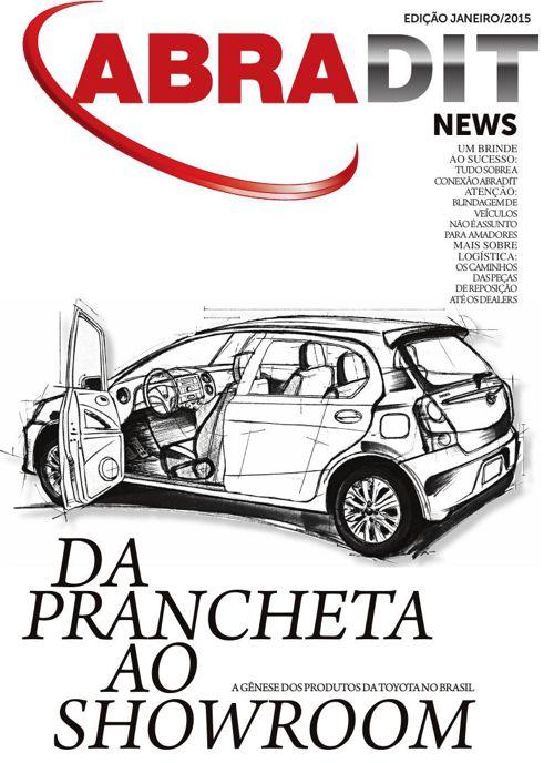 Abradit News - Edição Janeiro 2015