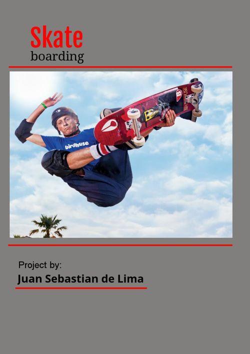 Skateboard Project - Juan Sebastián de Lima