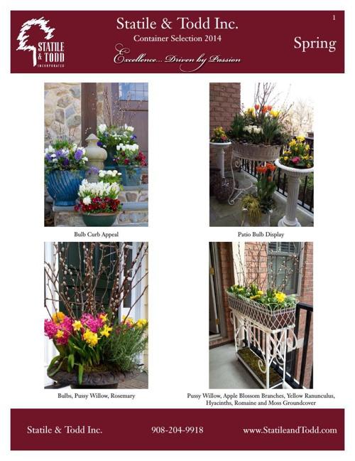 Statile & Todd Spring Enhancements 2014