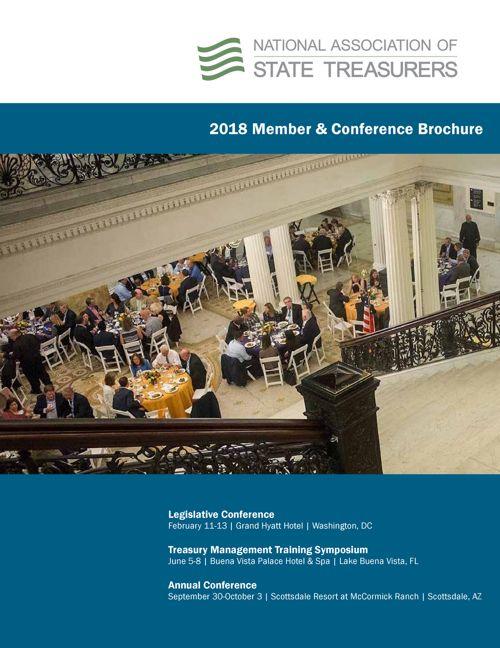 NAST 2018 Member & Conference Brochure