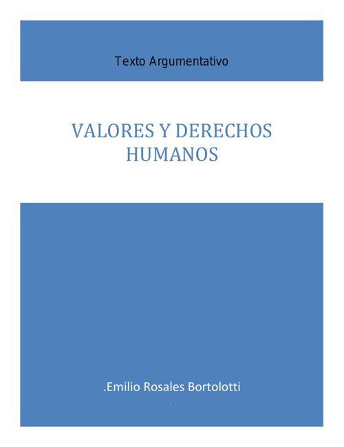 Articulo Los derechos humanos corregido