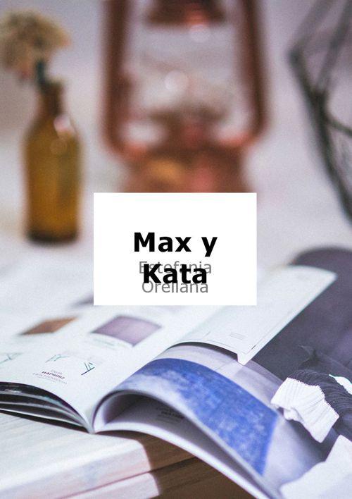 Max y Kata