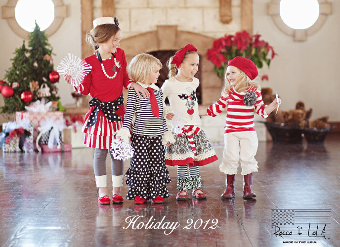 Rocco & LoLA™ | Girls Fall Children Collection