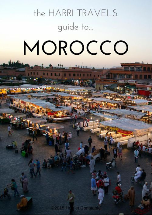 The Harri Travels guide to Morocco