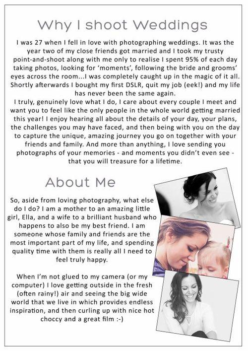 wedding brochure pdf files