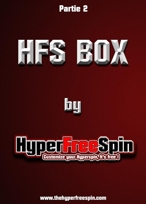 Guide HFS Box Partie 2