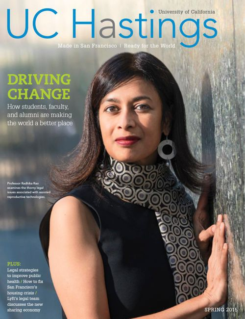 UC Hastings Magazine: Spring 2015