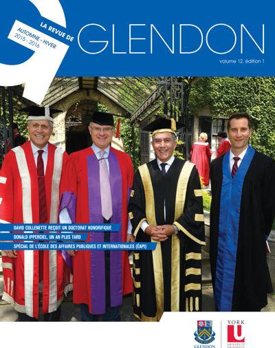 Revu de Glendon