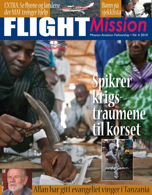 Flight Mission nr 4 - 2010