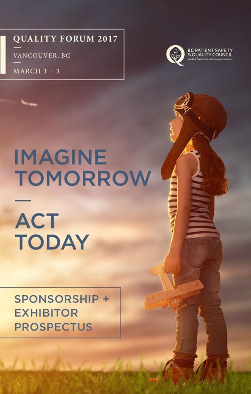 Sponsor & Exhibitor Prospectus - Quality Forum 2017