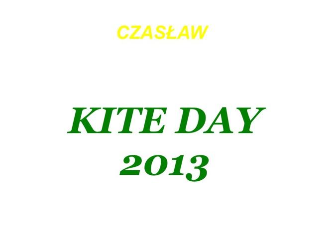 Kite Day April 2013 SP Czaslaw