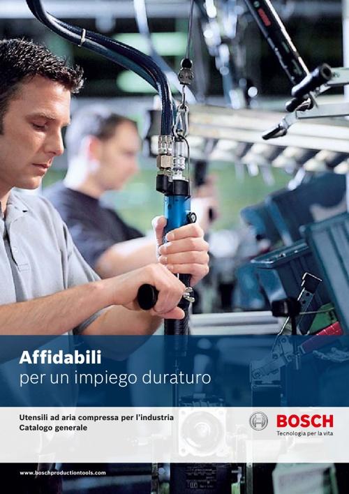 Bosch Aria Compressa 2012/2013