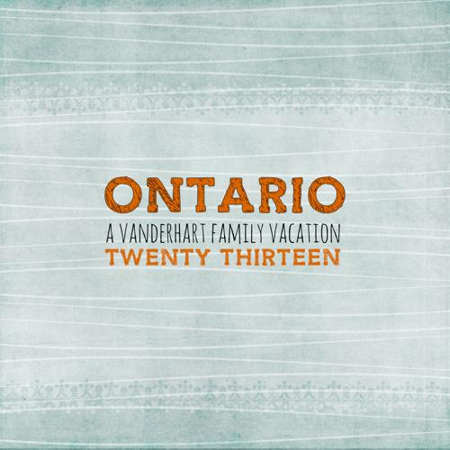 Ontario 2013