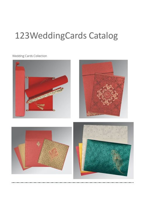 Wedding Cards | Wedding Invitations | 123WeddingCards