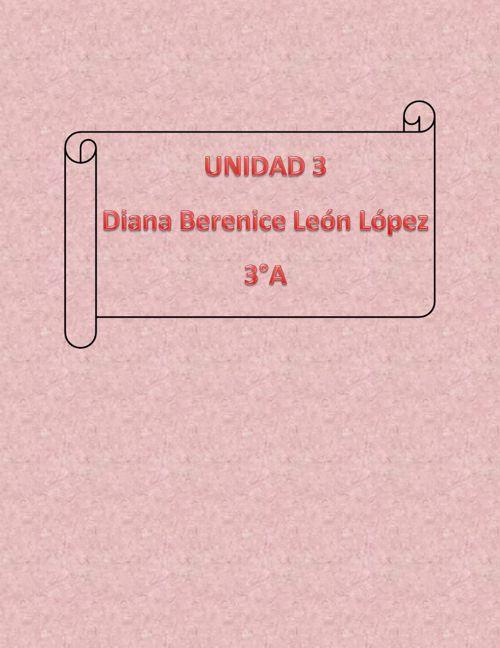Recetario-Berenice Leon Lopez 3°A