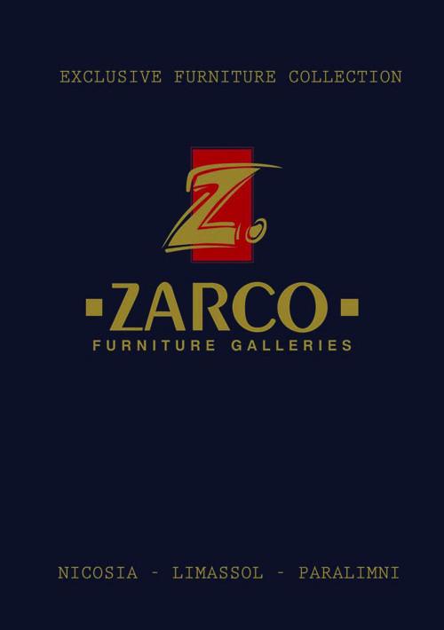Zarco Furnishings   новый каталог
