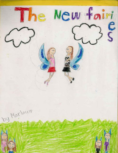 The New Fairies by Marlow