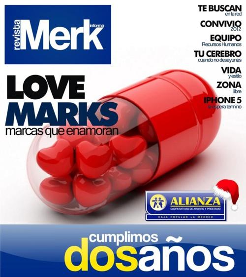 REVISTA MERK INFORMA ::: NOVIEMBRE / DICIEMBRE 2012 :::