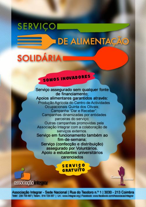 Serviço de Alimentação Solidária