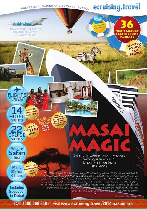 2014 Masai Magic