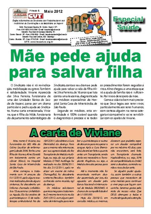 Especial Saúde - Maio / 2012