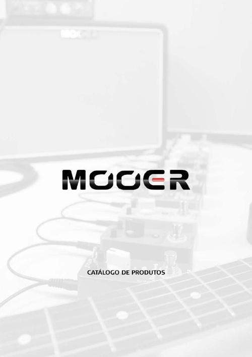 Catálogo Mooer