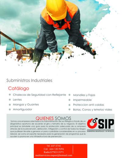 Catálogo SIP