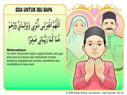 berdoa untuk keluarga