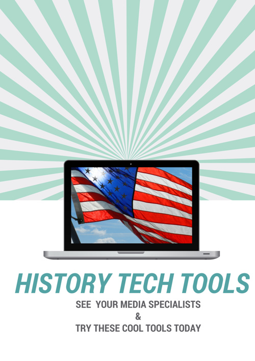 HISTORY TECH TOOLS Cover
