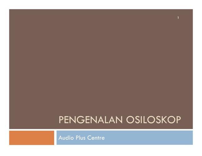 2.1.3. Indonesia - Pengenalan Osiloskop rev 2008-02-29