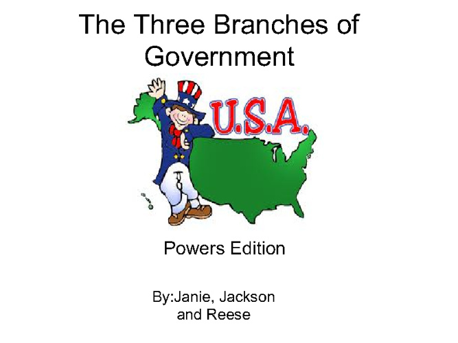 3 Branches Powers
