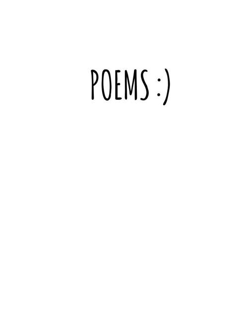 Poem book!