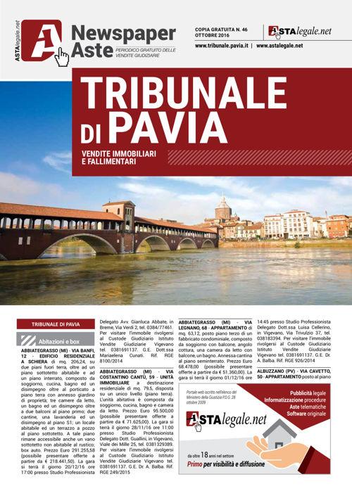 Pavia ottobre 2016