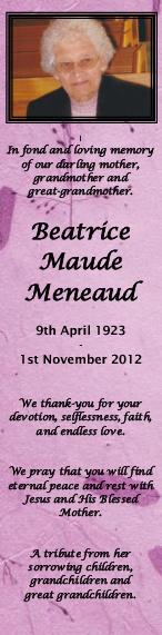 Beatrice Meneaud