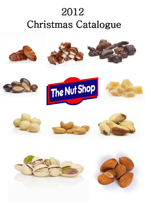 The Nut Shop 2012 Christmas Catalogue and Order Form