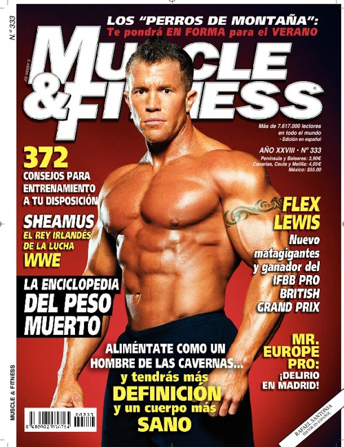 Muscle & Fitness 333