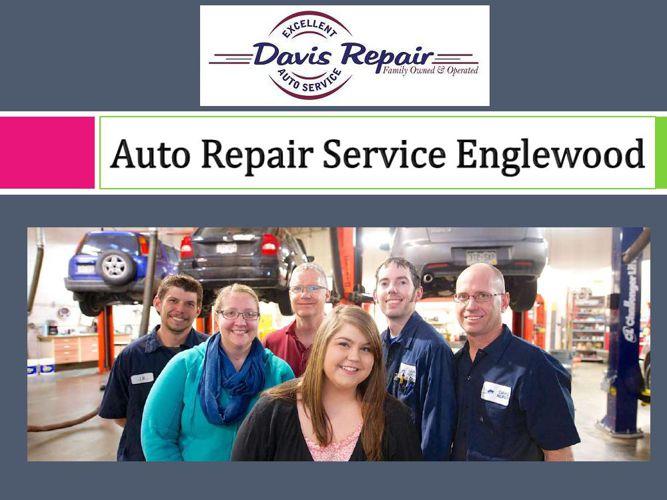 Auto Repair Service Englewood