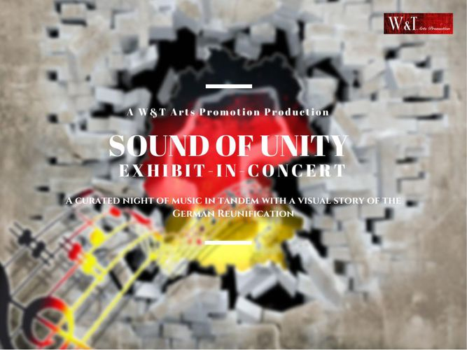 """""""Sound of Unity"""" Exhibit-In-Concert (ENG)"""