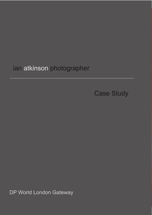 Ian Atkinson Photographer Case Study DPworld