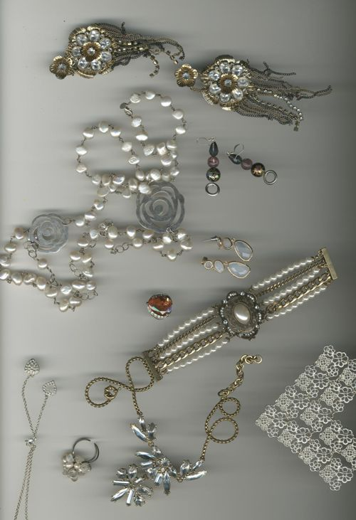 Presentation of Jewelery