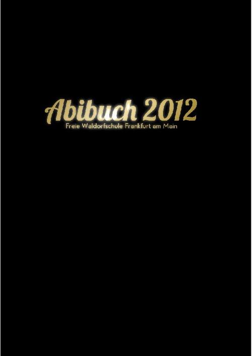 Abibuch 2012 / FWS ffm