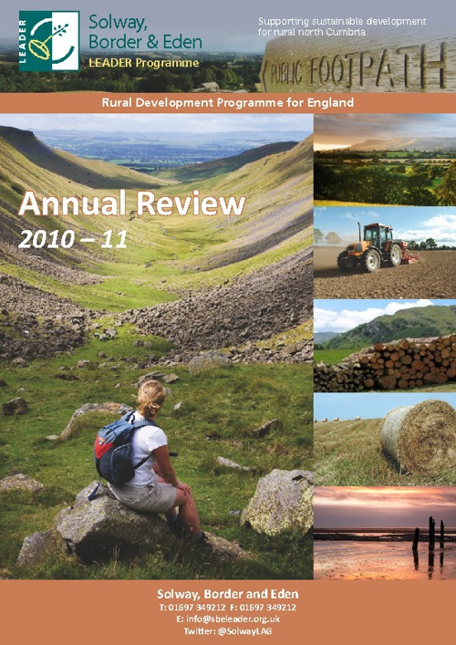 SBE Annual Review 2011