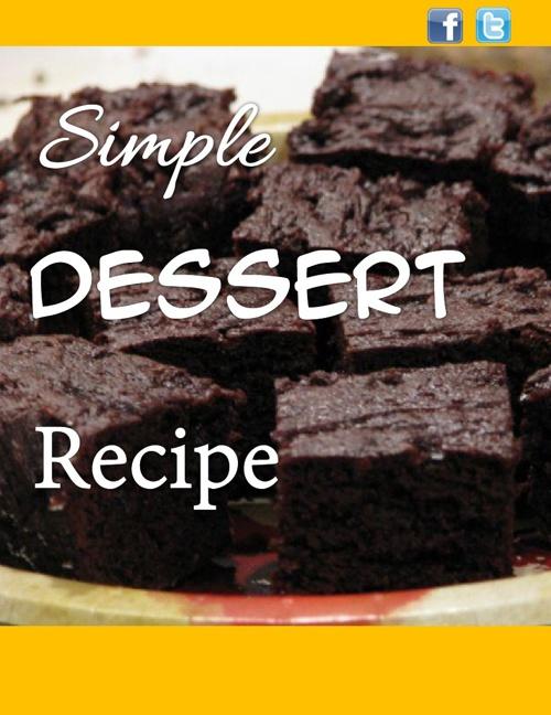 Simple Dessert Recipe