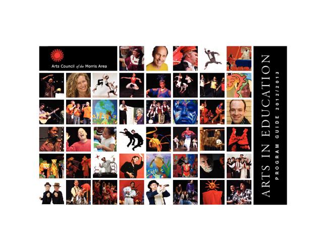 2012 - 2013 Arts In Education Program Guide