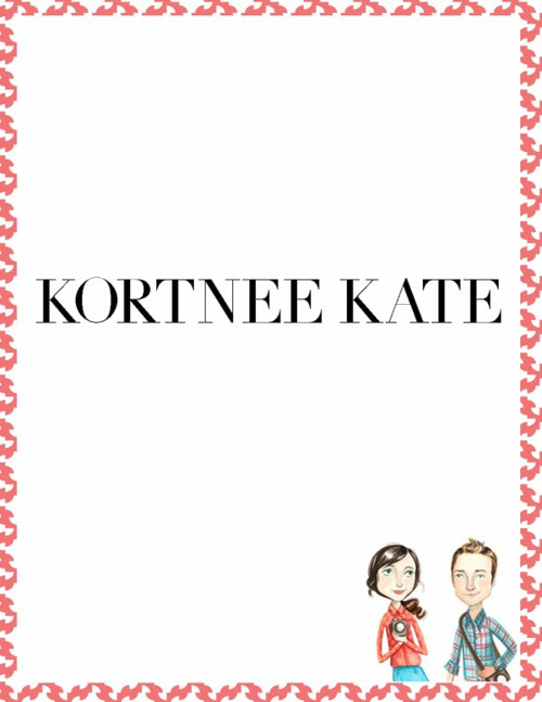 Welcome to Kortnee Kate Photography