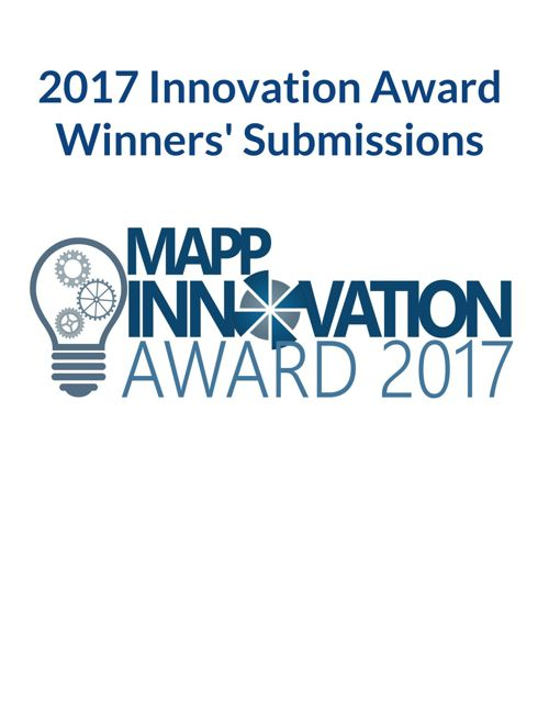 2017 Innovation Award Winners